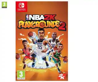 NBA 2K PG2 SWITCH - ALCAMPO FUENLABRADA