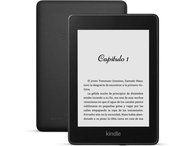 Kindle Paperwhite 2018 - Resistente al agua