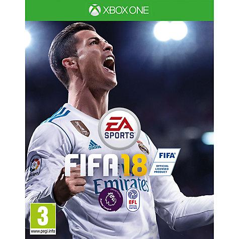 Fifa 2018 Para Xbox solo 16€