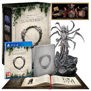 Elder Scrolls Online SUMMERSET COLLECTORS EDITION para PS4