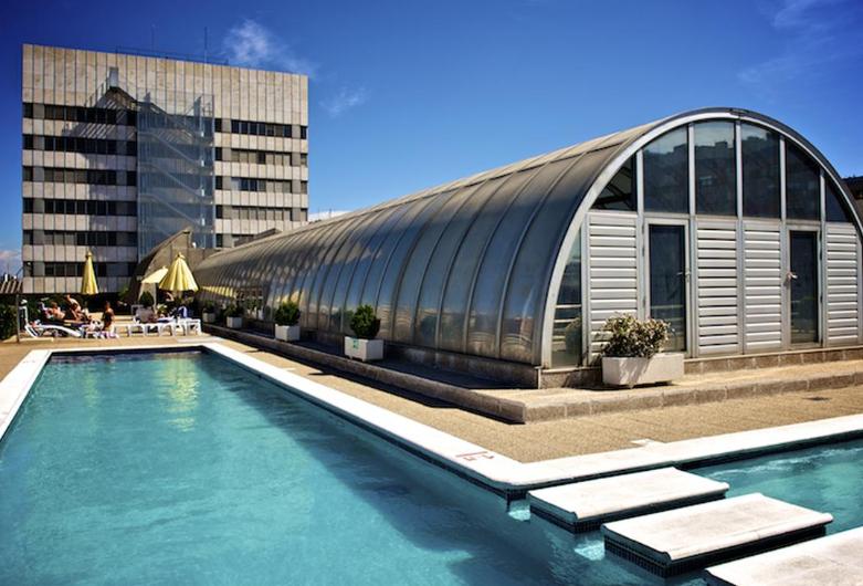 Aparthotel 4* en Madrid por 21€ p.p./noche