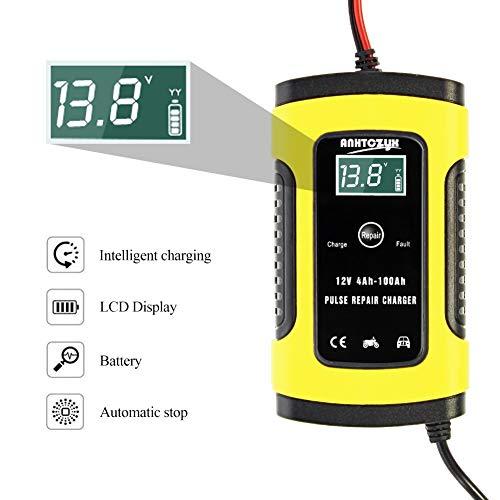 Cargador de batería para el coche (30% descuento)