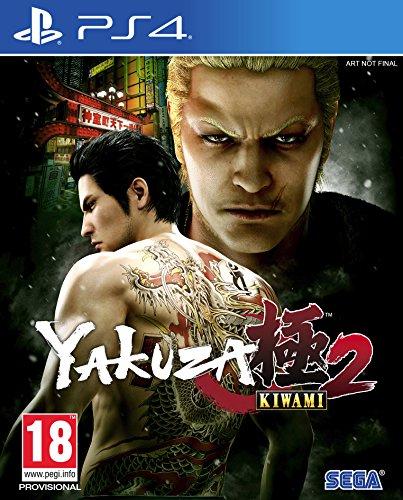 Juegazo Yakuza Kiwami 2 - Steelbook Edition para PS4