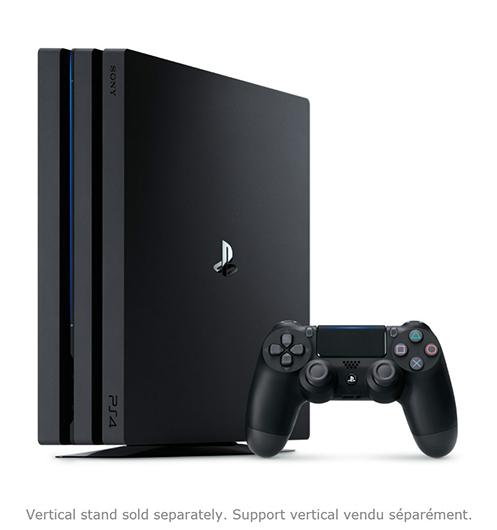 Consola PS4 PRO de 1TB