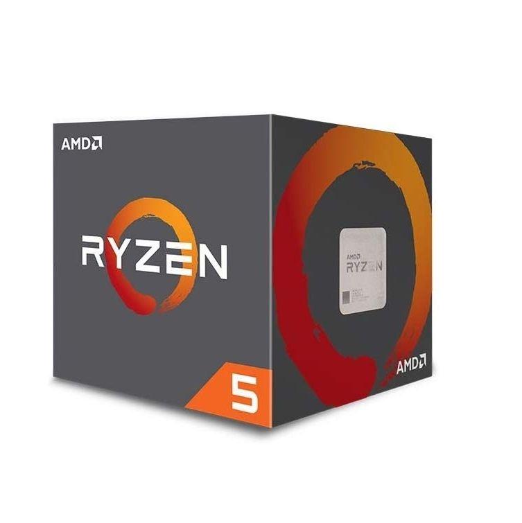 AMD Ryzen 5 1500X - Procesador (AMD Ryzen 5, 3,5 GHz, Socket AM4, PC, 14 nm)