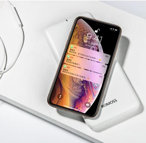 Bateria+Cargador inalámbrico (iPhone, LG, Samsung, Nokia...) Bateria externa 10000mah