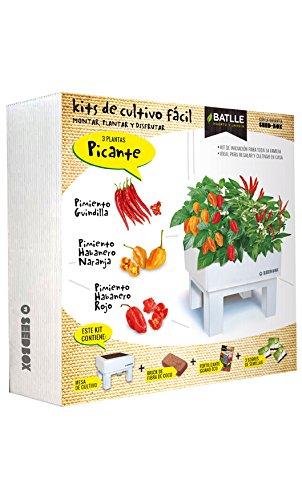 Huerto Urbano - Seed Box Picante