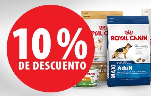10 % dto. en Royal Canin (Zooplus)