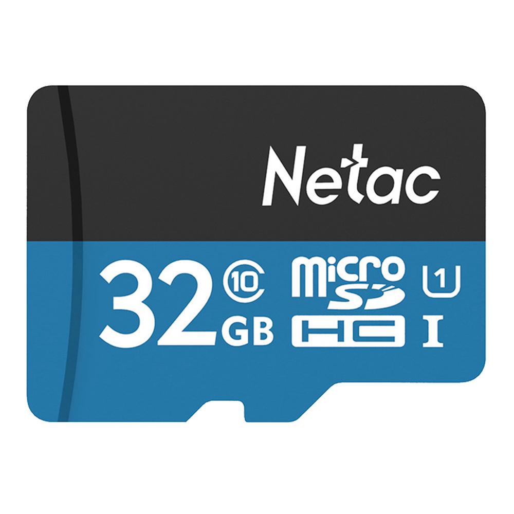 Netac P500 32GB Micro SD