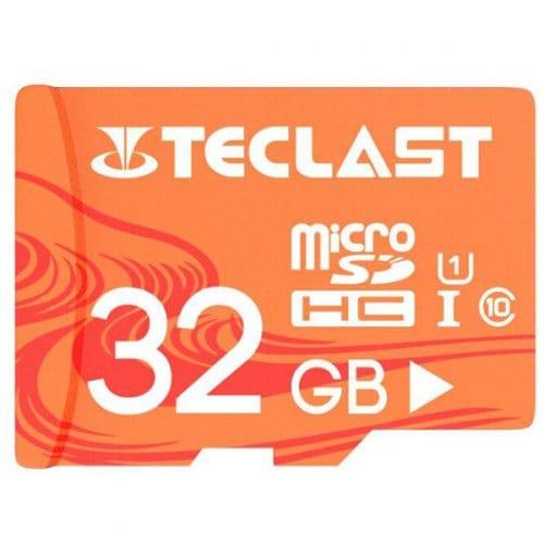 Teclast - MicroSD de 32GB