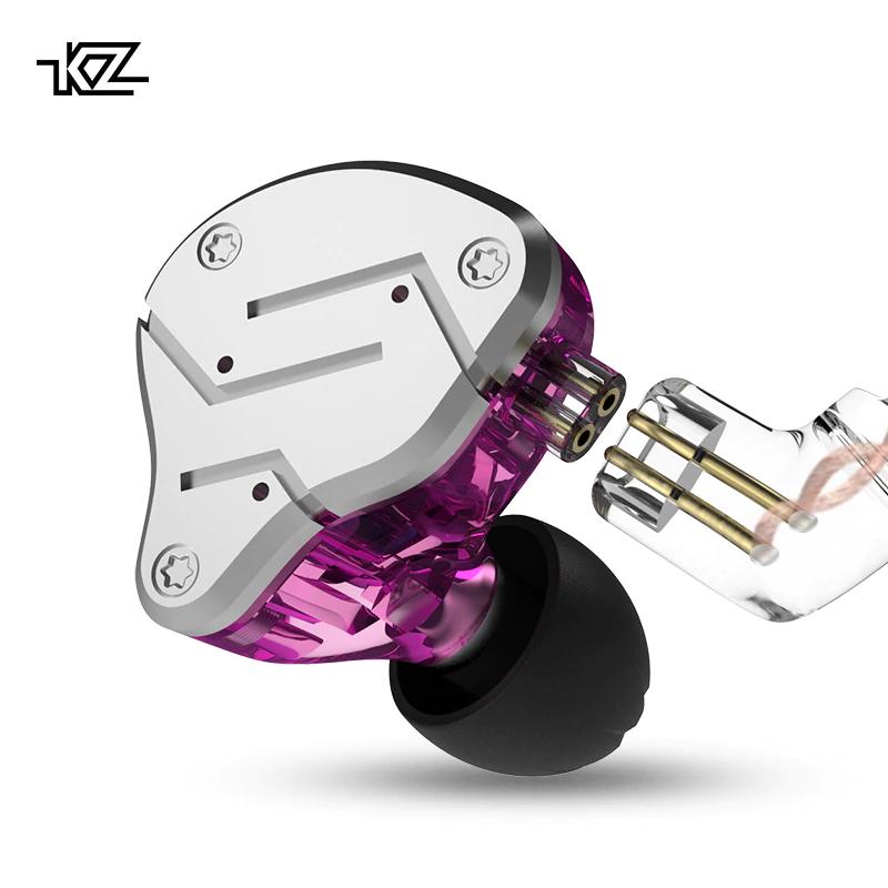 KZ ZSN - Auricular hibrido 1dd+1ba