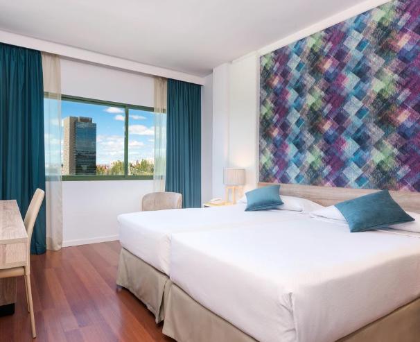 Hotel 4* en Guadalajara por 5€ p.p./noche