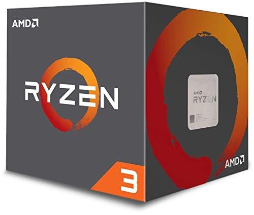 AMD RYZEN 3 1200 BOX (incluye disipador)