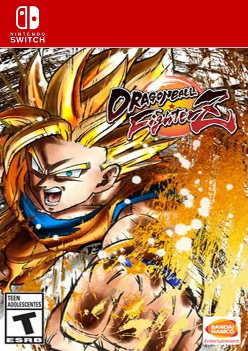 Dragon Ball FighterZ (Nintendo Switch)