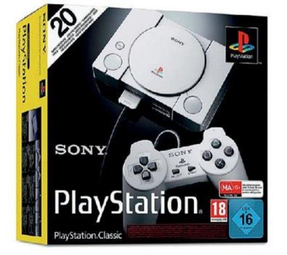 PlayStation Classic REBAJON ''Days of Play''