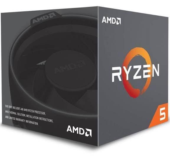 AMD Ryzen 5 2600X + 2 juegos GRATIS