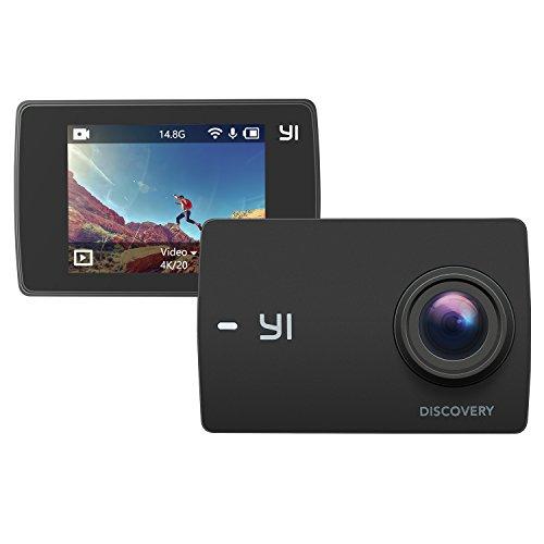 Xiaomi YI Discovery cámara deportiva 4K