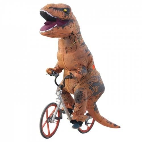 Disfraz de Dinosaurio Inflable Adulto