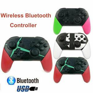 Controlador Bluetooth inalámbrico Gamepad para Switch