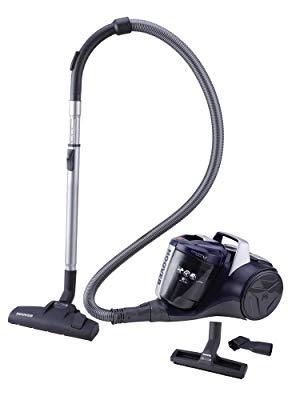 Hoover Breeze BR20 - Aspirador trineo sin bolsa con filtro EPA, 700W
