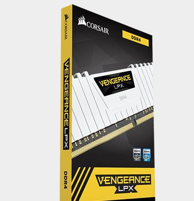 [Bajada a 81€] Corsair  LPX 16GB (2x8GB) 3200 Mhz CL16 White