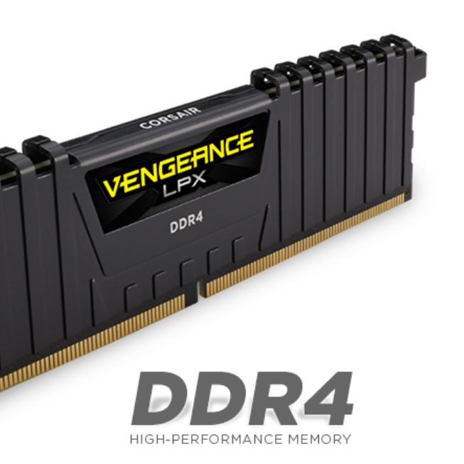 Corsair Vengeance LPX 32GB (4x8GB) 3000 Mhz CL16 // (2x16GB) 2400 Mhz a 132€