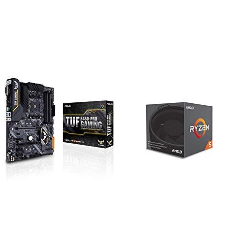 pack ryzen 5 2600 + Asus TUF B450-PRO Gaming  + dos juegos de regalo