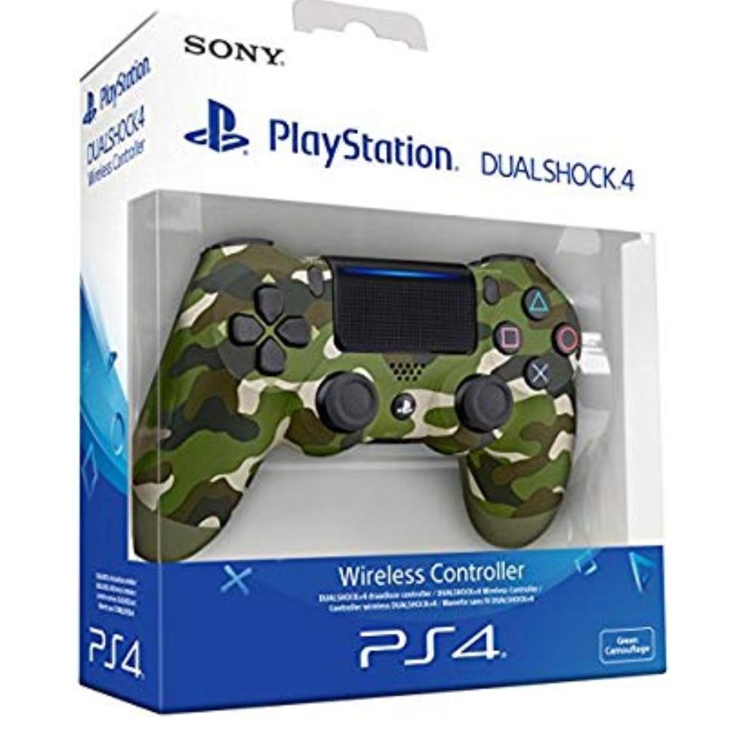Sony - Dualshock 4 V2 Mando Inalámbrico,