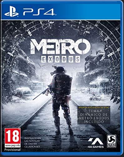Metro Exodus Day One Edition (PS4)