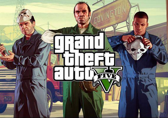 GTA V [PC]