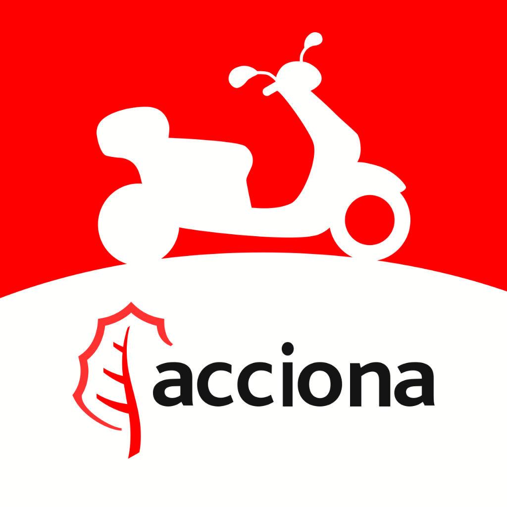 45min gratis en Acciona para motos o patinetes