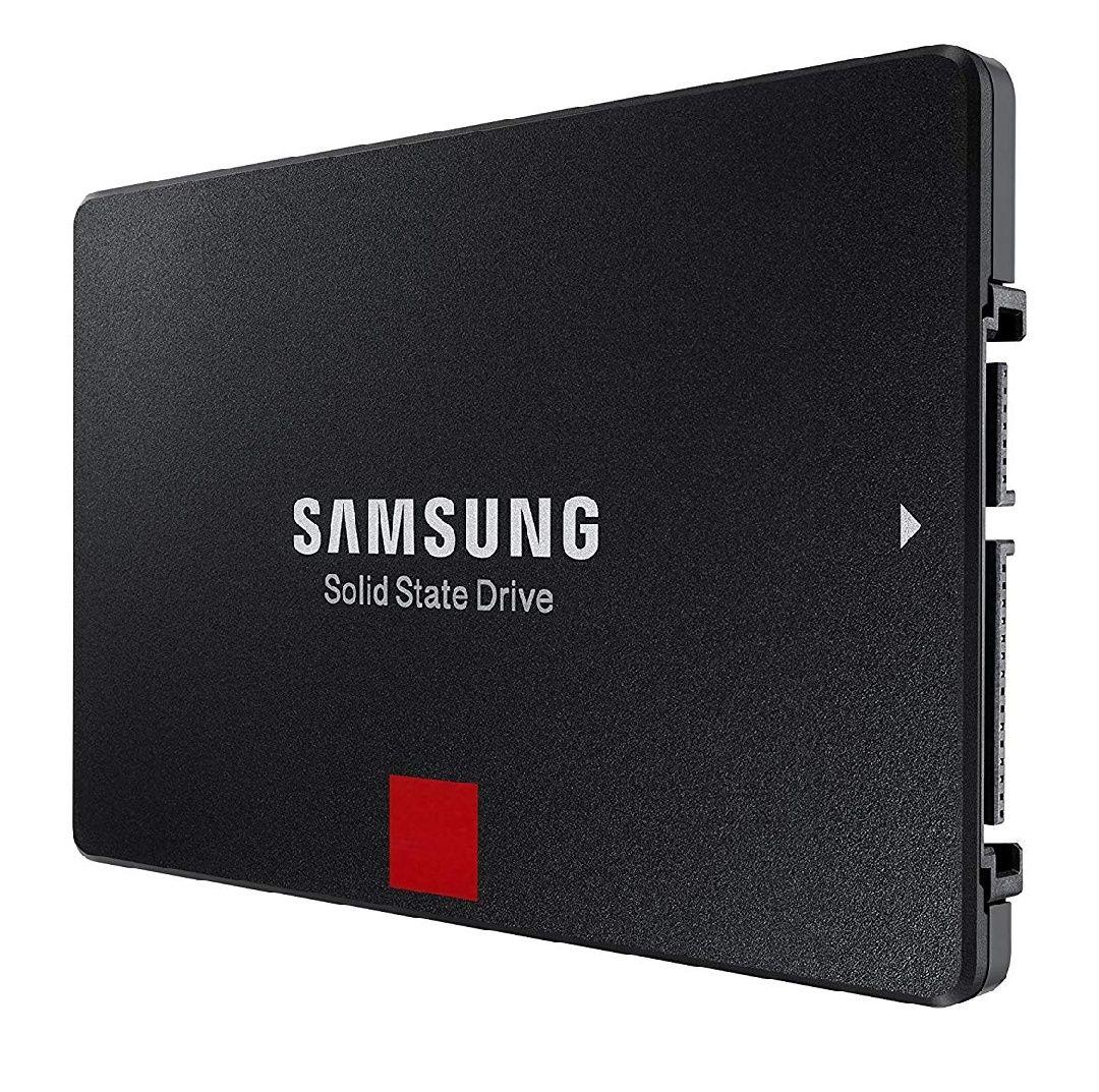 Samsung 850 / 860 PRO Series 512GB- SSD [10 Años Garantía]