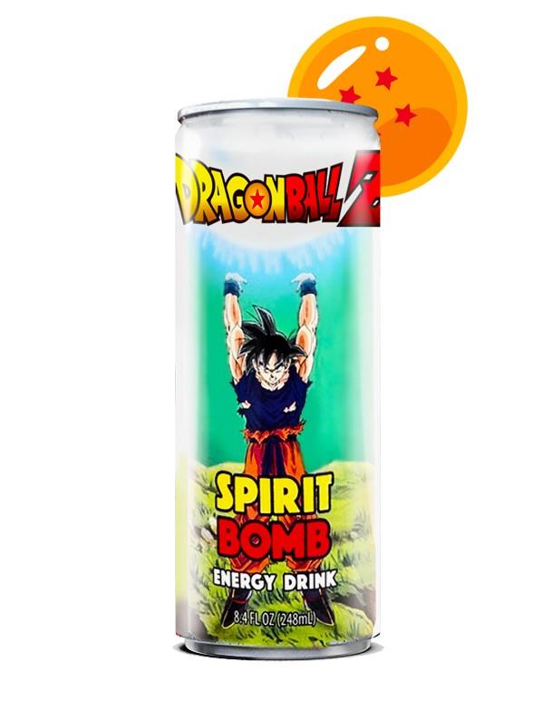 Bebida Energética Dragon Ball Z