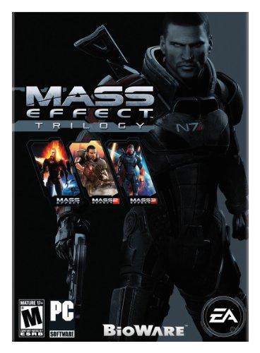 Mass Effect Trilogy (Código online para Origin)