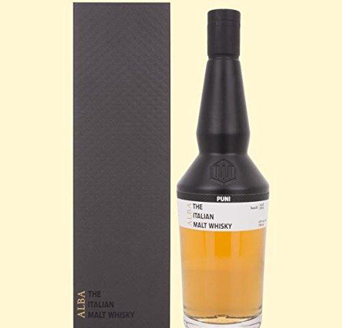 Puni ALBA The Italian Malt Whisky - 700 ml