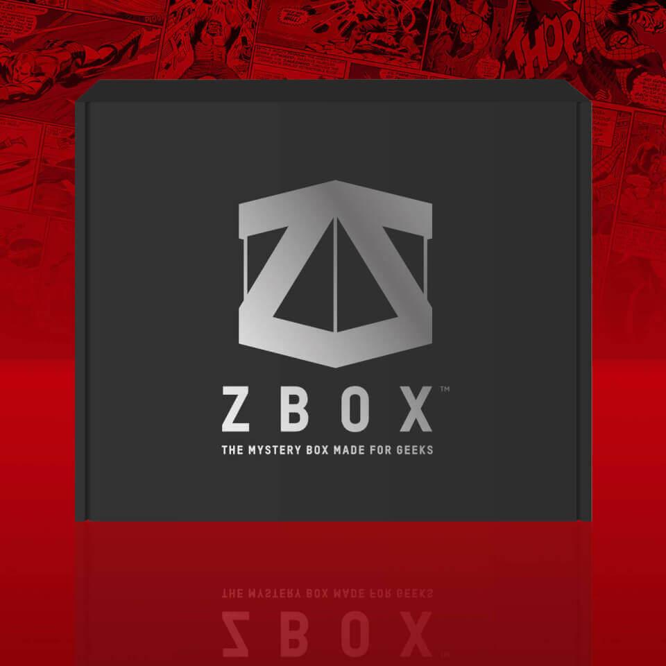Marvel Mistery box solo 24.4€