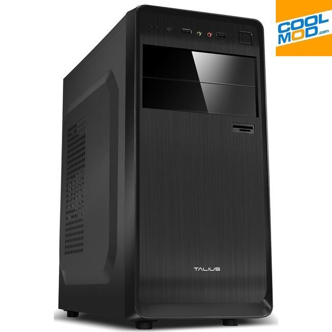 CoolPC Basic 0 - G4560 / 8Gb DDR4 / SSD 240Gb (Opción RX 470 -> 272€) [ Montado ]