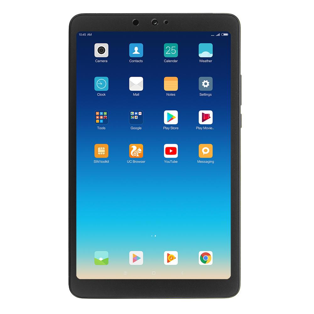 Xiaomi Mi Pad 4 Snapdragon 660 4G RAM 64G 8 Pulgadas MIUI 9 OS Tableta PC - Negro