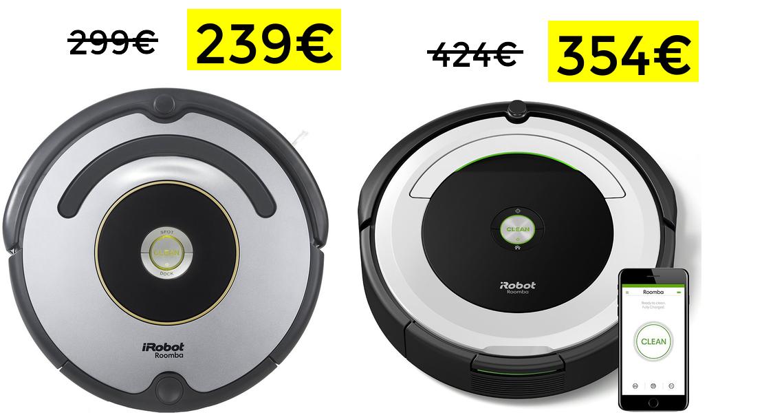 Roomba 615 por solo 239€