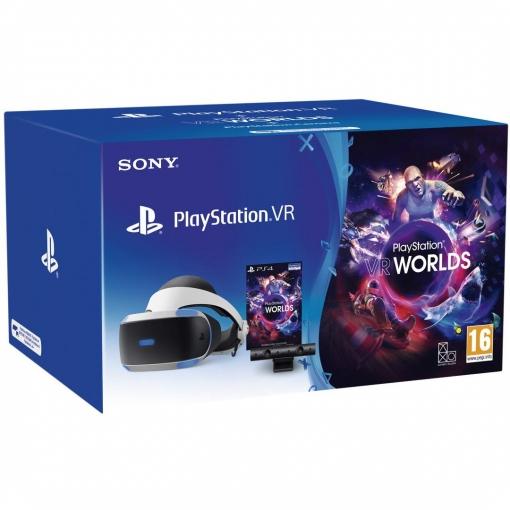 PlayStation VR + Cámara + VR World+ Regalo Resident Evil 7
