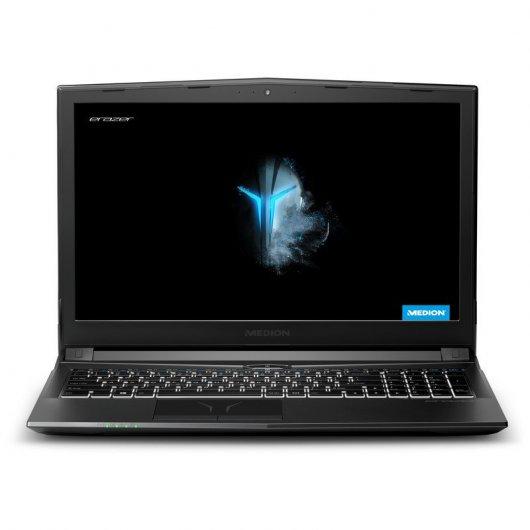 "Medion Erazer P6705 Intel Core i7-8750H/16GB/1TB+256GB SSD/GTX1050Ti/15.6"""