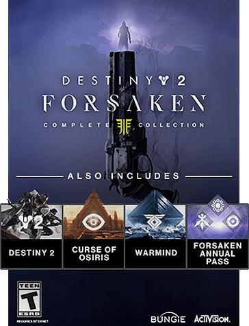 Destiny 2: Colección completa
