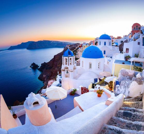 Atenas y Santorini 8 dias en Septiembre