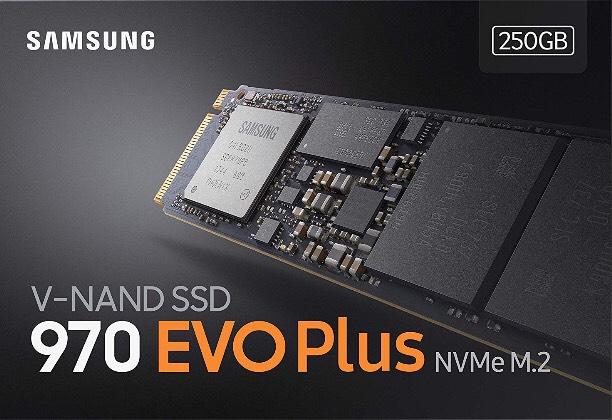 SSD M2 de 250GB