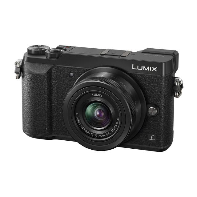 Panasonic Lumix DMC-GX80 solo 379€