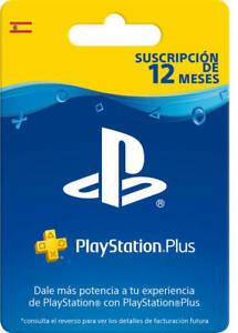 Worten Tarjeta 12 meses de PlayStation Plus