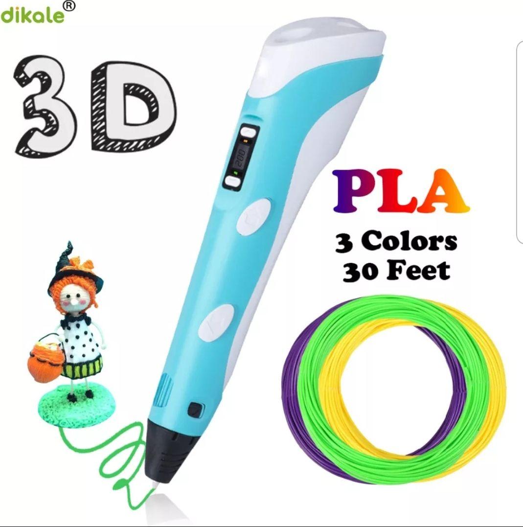 Lapiz 3D de calidad para fundir PLA