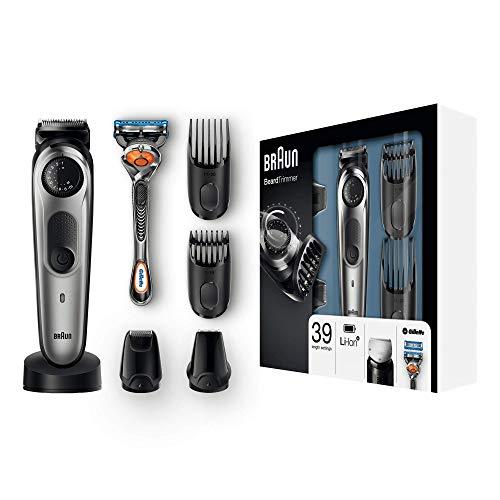 Braun BT7040 - Recortadora barba y cortapelos