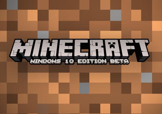 Minecraft (W10 edition)
