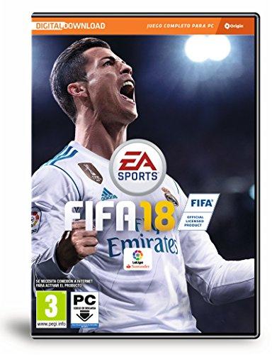FIFA 18 edición estándar solo 27.9€